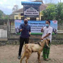 FIFGROUP Tebar Kurban 373 Kambing dan 3 Sapidi 235 Titik se-Indonesia