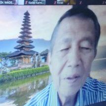 Dr. Mangku Pastika, M.M.: Wirausahawan Menjadi Motor Penggerak Kemajuan