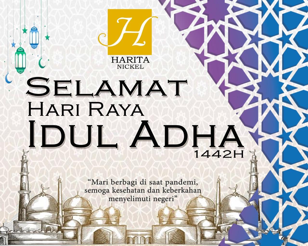 Harita Nickel Selamat Hari Raya Idul Adha