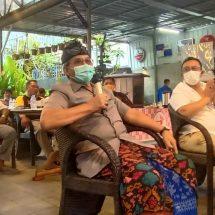 Diskusi Pokdarkamtibmas, Isi Perut dan Penerbangan di Tengah Pandemi Jadi Perhatian
