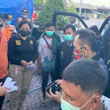 Hari Kedua PPKM Darurat di Denpasar, Tim Yustisi Bina 25 Orang Pelanggar