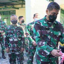 Tingkatkan Sinergitas, Danrem 163 Wira Satya Resmikan Gedung Media Center