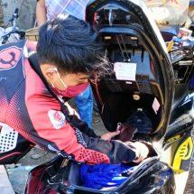 Honda Care Bali Siaga Layani Perawatan Motor di Saat PPKM Darurat