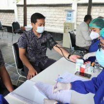 Dukung Herd Immunity, PLN Gelar Vaksinasi untuk 500 Karyawan dan Keluarganya