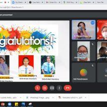 Kompetisi AHM Best Student 2021 Melalui Virtual, Empat Siswa Berprestasi Wakil Bali Maju Ke Babak Nasional