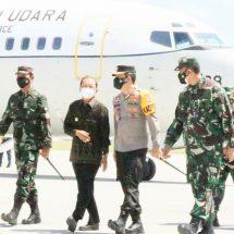 Panglima TNI dan Kapolri Monitor Pengendalian Covid-19 di Bali
