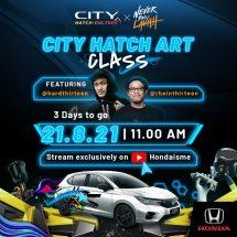 """Sisihkan Lebih Dari 400 Pesaing, Ferdiansyah Juarai Kompetisi Desain Virtual """"City Hatch Art"""""""