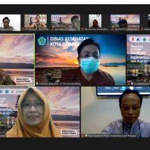 ITB STIKOM Bali, Bamboomedia dan Kominfo Kota Denpasar Implementasikan Sistem Tracing dan Tracking Penduduk untuk Mengatasi Penyebaran Covid-19