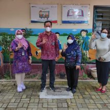 Dukung Literasi Membaca Sejak Dini, Pelindo III Regional Bali Nusra Salurkan Bantuan Perpustakaan Digital Untuk Taman Kanak-Kanak