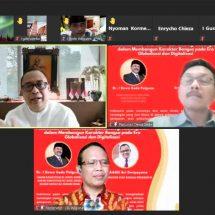 Ari Dwipayana: Umat Hindu Perlu Rumuskan Kembali Strategi Dharma Negara