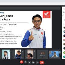 Astra Motor Bali Edukasi Pelajar #Cari Aman dalam Berkendara