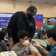 LSCAA Fasilitasi Vaksinasi untuk Penyandang Disabilitas
