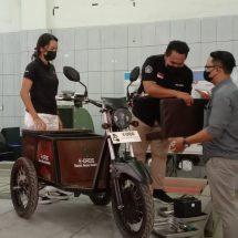 E-Gadis, Motor Listrik untuk Disabilitas Daksa Karya Mahasiswa Undiksha