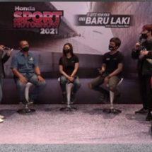 "Komunitas HCRC Bali Ramaikan Live Talkshow di Honda Sport Motoshow ""Exite Your Ride"""