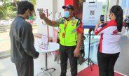 Dukung Pemerintah Cegah Covid-19, Showroom Astra Motor Bali Sudah Dilengkapi Barcode Pedulilindungi