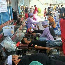Jelang Ultah Perdana, Pager Bali Gelar Aksi Donor Darah