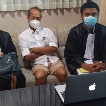 Kasus Jual-Beli Tanah, Pengusaha Zainal Tayeb Jalani Sidang Perdana