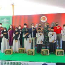 Peringati Pengabdian 33 Tahun TNI-Polri Akabri '89, Urban Company Serahkan 2000 Paket Sembako