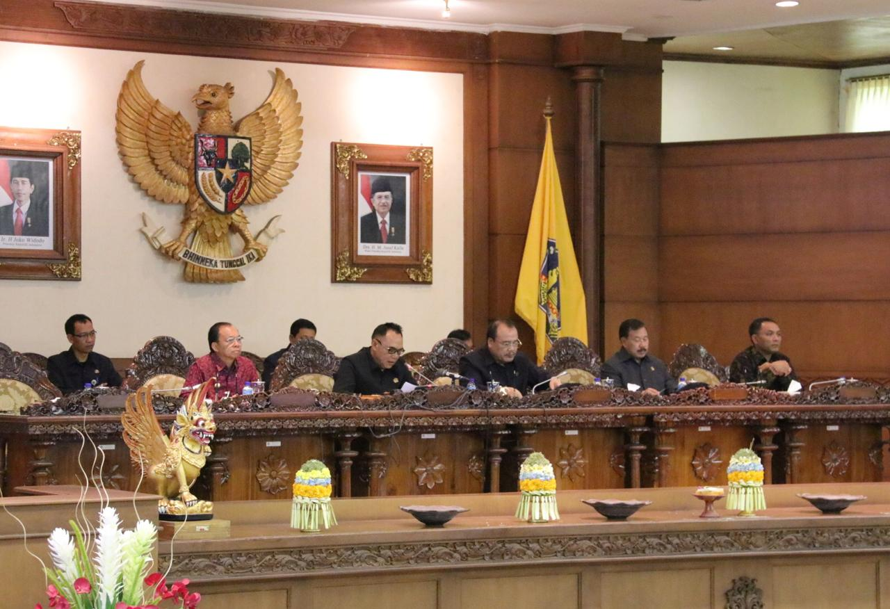 DPRD Bali Tetapkan RPJPD dan RPJMD