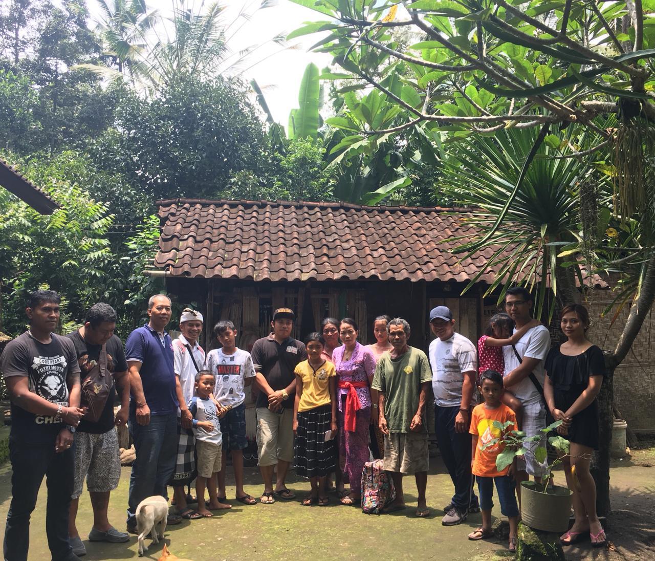 Galang Dana Bantu Ni Luh Putu Pratama di Banjar Bengang Tembuku