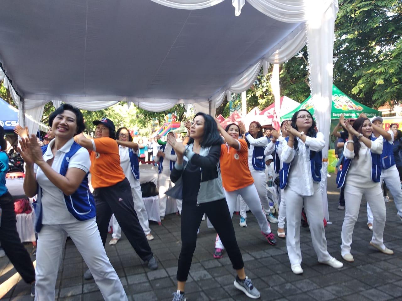 HUT ke-44 IWAPI Bali: Perempuan Pelaku UMKM Harus Siap Hadapi Revolusi Industri 4.0