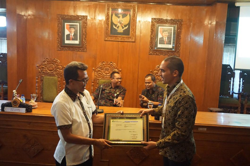 Kadin Gianyar Bahas Perang Tarif Hotel di Ubud