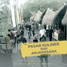 Menjelajah Indonesia Sehari Setelah Nyepi di Taman Nusa Gianyar