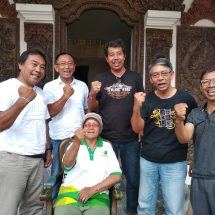 Pergatsi Bali Gelar Pelatihan dan Ujian Wasit Gateball Level Nasional, Siap Pimpin Pertandingan di PON Papua 2020