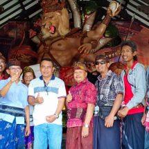 Ogoh-Ogoh di Desa Dangin Puri Kangin Raih Nilai Tertinggi: Desa Digital Konsisten Lestarikan Budaya