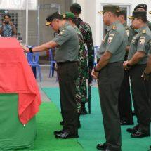 Kontak Senjata Melawan KKSB di Papua, Tiga Prajurit TNI AD Gugur