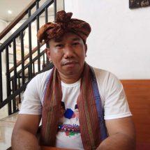 """Ribuan """"Nyong Timor"""" di Bali Nyatakan Dukung Jokowi"""