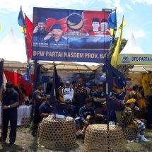 Oka Gunastawa Kritik Banyak Ketua Parpol Tak Hadir Saat Kampanye Rapat Umum Pemilu 2019