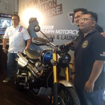 The New Scrambler 1200 XE, Gaya Hidup Bikers Modern