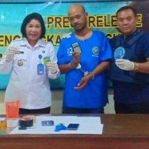 Bandar Narkoba Denpasar-Buleleng Ditangkap BNNK Badung