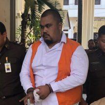 Sidang Narkoba Anak Ketua DPRD Klungkung Berlangsung Cepat