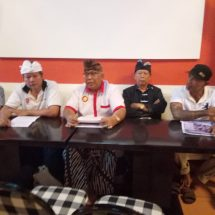 Aliansi Organisasi Krama Hindu Bali Rekomendasikan Lima Calon DPD RI