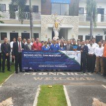 Tingkatkan Daya Saing, 49 Calon Pekerja Kapal Pesiar Ikuti Uji Kompetensi