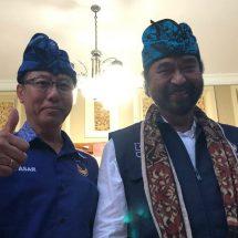 Caleg NasDem Ang Liong Hoen Akan BuatAplikasi Layanan Kesehatan Lansia