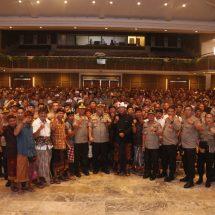 13 Ribu Personal Amankan Pemilu di Bali, Kapolda Kumpulkan Bhabinkamtibmas dan Bendesa Adat
