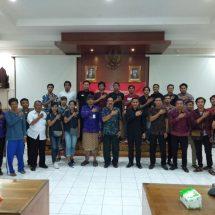 HUT Puputan Klungkung dan Kota Semarapura, Kesbangpol Bersama Kodim Gelar Dialog Kebangsaan