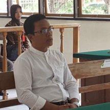 Didakwa Lakukan Penggelapan, Mantan Anggota DPRD Badung Diadili