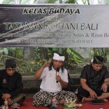 Pameran Situs dan Ritus Peradaban Bali Tua Banyak Diminati Pelajar
