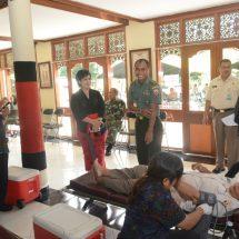 Indonesia Berdonor 2019, Dalam Rangka Hardiknas dan HUT Ke-62 Kodam IX/Udayana di RRI Denpasar