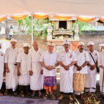 Persembahyangan Bersama Sambut HUT Ke-6 Pasemetonan Jambe Bali