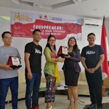 Hipmi Denpasar dan UNR Gelar Seminar Dorong Jiwa Kewirausahaan Mahasiswa