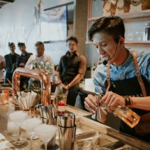 """Sisihkan 7 Bartender, Jacob Manurung Juara """"Indonesia World Class Competition 2019"""""""