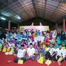 """""""Kasih Ramadan"""", 300 Anak Yatim dan Dhuafa Buka Puasa Bersama"""