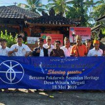 Yayasan Bali Matangi Berbagi Pengalaman dengan Pokdarwis Sesandan, Ini Resepnya