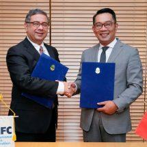 IFC dan Pemerintah Provinsi Jawa Barat Jalin Kerja Sama Pembangunan Infrastruktur Berkelanjutan