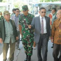 Tinjau Perumahan Prajurit TNI, Komisi I DPR RI Kunker ke Kodam Udayana